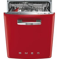 SMEG DI6FABRD Full-size Semi-Integrated Dishwasher