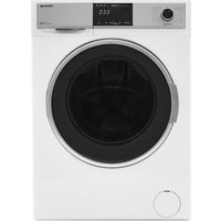 SHARP ES-HDB8147W0 8 kg Washer Dryer - White, White