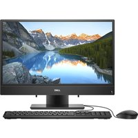 "DELL Inspiron 3275 21.5"" AMD A6 All-In-One PC - 1 TB HDD, Black, Black"