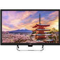 "32"" JVC LT-32C490 HD Ready LED TV - Black, Black"
