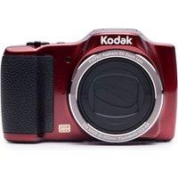 Kodak PIXPRO FZ201 Superzoom Compact Camera - Red,