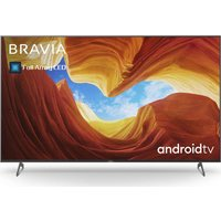 "55"" SONY BRAVIA KD55XH9296BU Smart 4K Ultra HD HDR LED TV with Google Assistant"