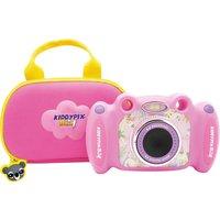 EASYPIX Kiddypix Blizz Compact Camera - Pink, Pink