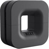 NZXT Puck Cable Management & Headset Mount - Black, Black.