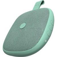 FRESH N REBEL Rockbox Bold XS Portable Bluetooth Speaker - Misty Mint.