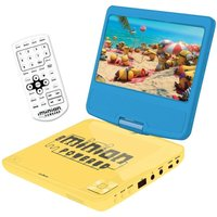 LEXIBOOK DVDP6DES Portable DVD Player - Despicable Me at Currys Electrical Store