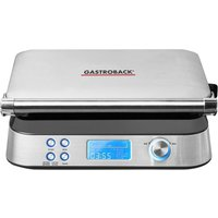 GASTROBACK 62424 Advanced Waffle Maker - Silver, Silver