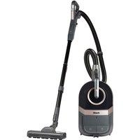 SHARK Dynamic Technology CV100UKT Cylinder Bagless Vacuum Cleaner - Grey & Black