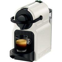 NESPRESSO XN100140 Nespresso Inissia Coffee Machine - White, White