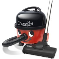 NUMATIC Henry Xtra HVX200 Cylinder Vacuum Cleaner - Red