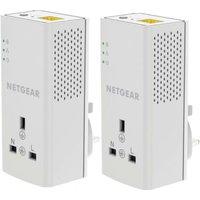NETGEAR PLP1200 Powerline Adapter Kit - Twin Pack