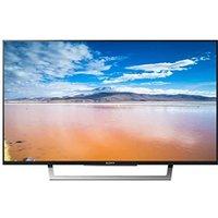 "32"" Sony BRAVIA KDL32WD754BU Smart  LED TV, Silver"