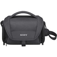 SONY LCS-U21 Camera Case - Black, Black