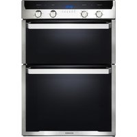 KENWOOD KD1505SS Electric Double Oven - Black & Stainless Steel, Stainless Steel