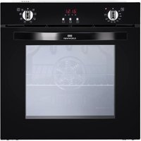 NEW WORLD NW602MF BLK Electric Oven - Black, Black