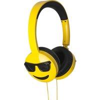 Jam Jamogi Too Cool Kids Headphones - Yellow, Yellow