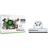 MICROSOFT Xbox One S with 3-Month Game Pass & Live Gold Membership - 1 TB, Gold