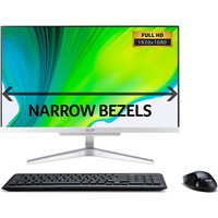 """ACER C22-865 21.5"""" Intel® Core™ All-In-One - 1 TB HDD, Silver, Silver"""