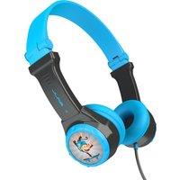 JLAB JBuddies Folding Kids Headphones - Blue, Blue