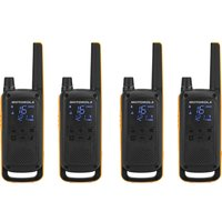 Click to view product details and reviews for Motorola Talkabout T82 Extreme Walkie Talkie Quad.