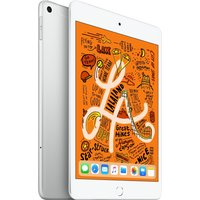 "7.9"" iPad mini 5 Cellular (2019) - 64 GB, Silver, Silver"