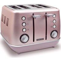 Evoke Special Edition 4-Slice Toaster - Rose Quartz