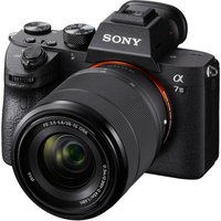 SONY a7 III Mirrorless Camera with 28-70 mm f/3.5-5.6 Zoom Lens.