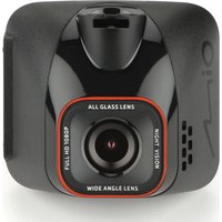 MiVue C570 Full HD Dash Cam - Black, Black