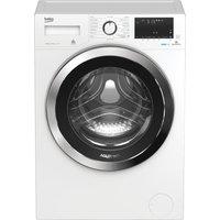 Aquatech WX84044E0W Bluetooth 8 kg 1400 Spin Washing Machine - White, White