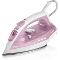 SWAN SI30140N Steam Iron - Pink, Pink