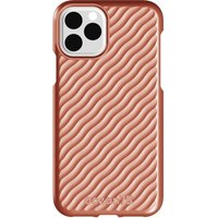 Ocean Wave iPhone 11 Pro Case - Coral, Coral