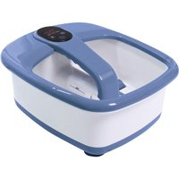 HOMEDICS FM-90-GB Luxury Foot Spa - Blue & White, Blue