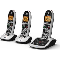 Click to view product details and reviews for Bt 4600 Cordless Phone With Answering Machine Triple Handsets.