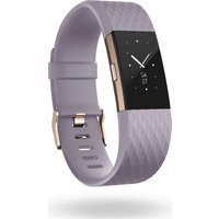 Fitbit Charge 2 - Lavender & Rose Gold, Small, Lavender