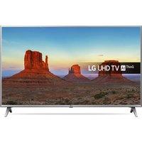 "LG 55"" 55UK6500PLA ULTRA HD 4K Active HDR Smart TV"