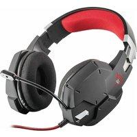 TRUST GXT 322 Carus Gaming Headset - Black, Black