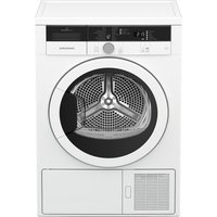 Grundig Tumble Dryer GTN29240GW 9 kg Heat Pump  - White, White