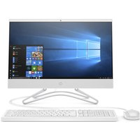 "HP 22-c0009na 21.5"" Intel® Core™ i3 All-in-One PC - 1 TB HDD, White, White"