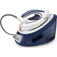 Express Anti-Scale SV8053 Steam Generator Iron - Blue and White, Blue