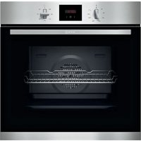 N30 B1GCC0AN0B Electric Oven - Stainless Steel, Stainless Steel.