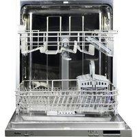 AMICA ADI630 Full-size Fully Integrated Dishwasher