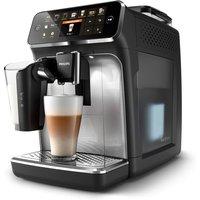 PHILIPS EP5446/70 Bean To Cup Coffee Machine - Black, Black