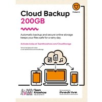 Knowhow Cloud Storage 200 Gb - 2 Mobile Devices at Currys Electrical Store