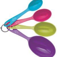 COLOURWORKS Measuring Spoon Set - 4 piece