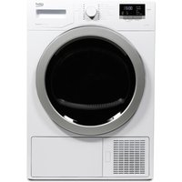 BEKO  Select DSX83410W Heat Pump Tumble Dryer - White, White