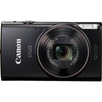 Canon IXUS 285 HS Compact Camera - Black, Black