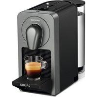 NESPRESSO By Krups Prodigio XN410T40 Smart Coffee Machine - Black, Black