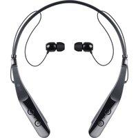 Lg Tone Triumph Hbs-510 Wireless Bluetooth Noise-cancelling Headphones - Black, Black