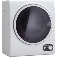 MONTPELLIER MTD25P 2.5 kg Vented Tumble Dryer - White, White