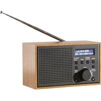 DAEWOO AVS1322 Portable DABﱓ Retro Radio - Grey, Grey